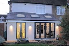 rear single storey extension ideas - Google Search