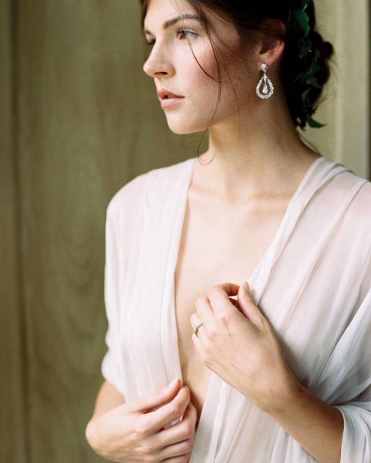 Luxury Bridal Accessories   La Belle The Label   Wedding Sparrow   Fine Art Curation