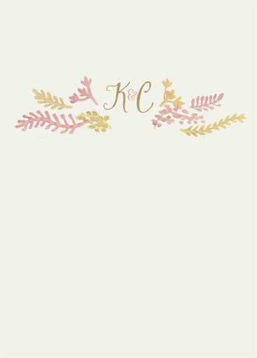 34 best Floral Wedding Invitations images on Pinterest Floral