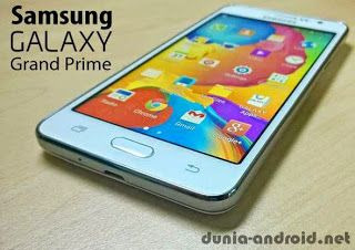 Firmware Lollipop Samsung Galaxy Grand Prime