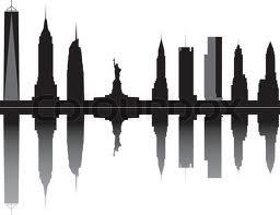 new york skyline vector - Google Search