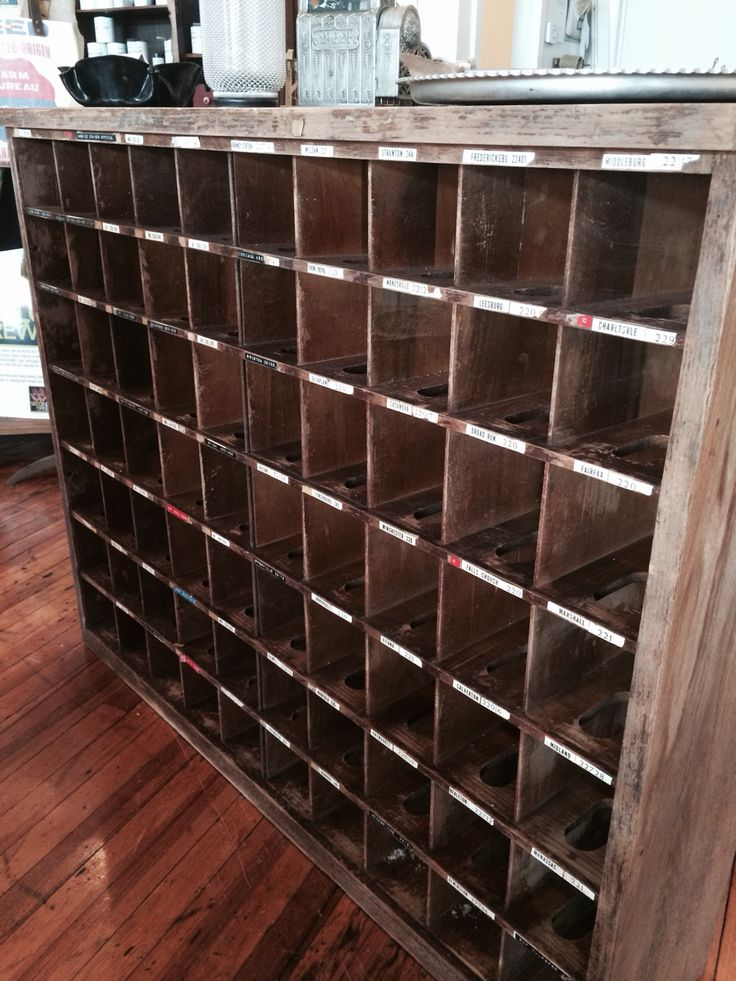 Antique Post Office Mail Sorter For At Shabby Love Www Shabbylovefurniture