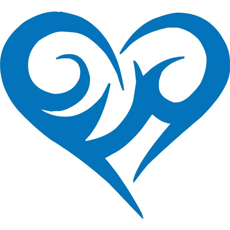 Symbol: Tribal Heart