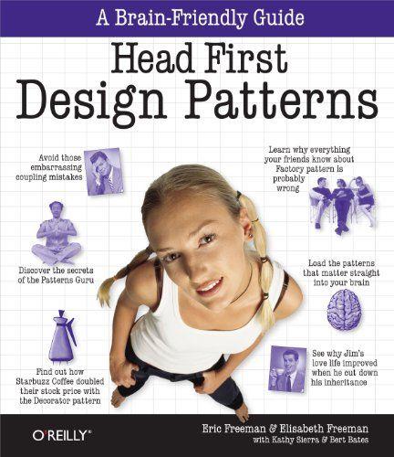 Head First Design Patterns - http://www.rekomande.com/head-first-design-patterns/