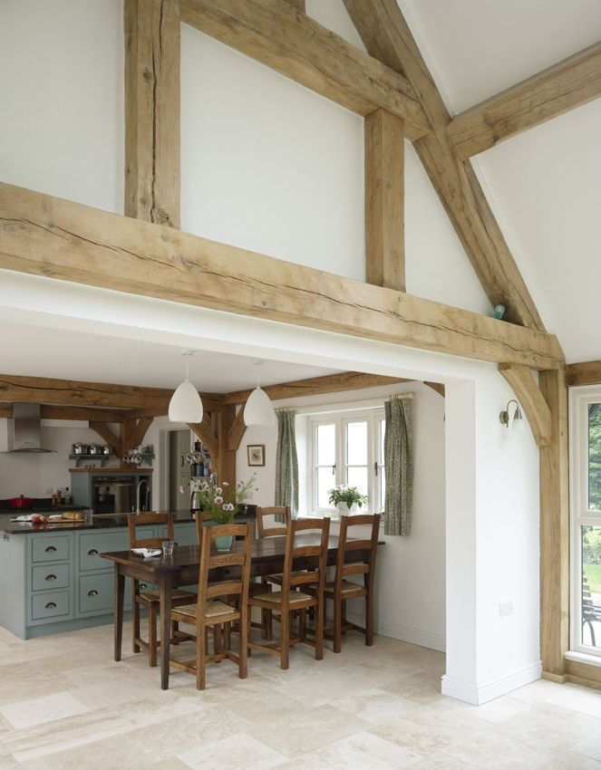 """try """"Card Room Green"""" number 79 from Farrow & Ball for a similar shade to the kitchen island"""