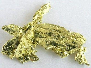 Gold, Porgera Mine, Mt Kare Valley, Mt Hagen, Enga Province, Papua New Guinea