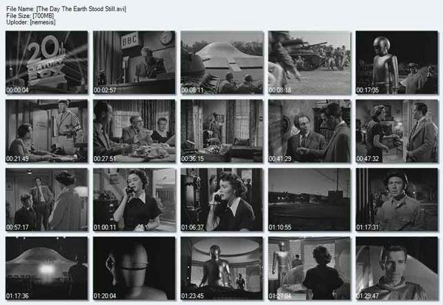 O Dia em que a Terra parou(1951)