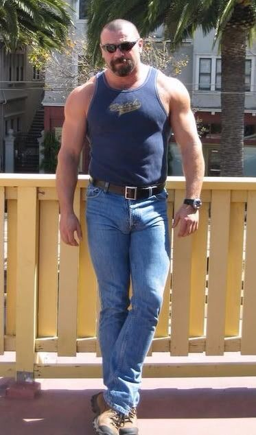 from Marquis gay mature men in jeans