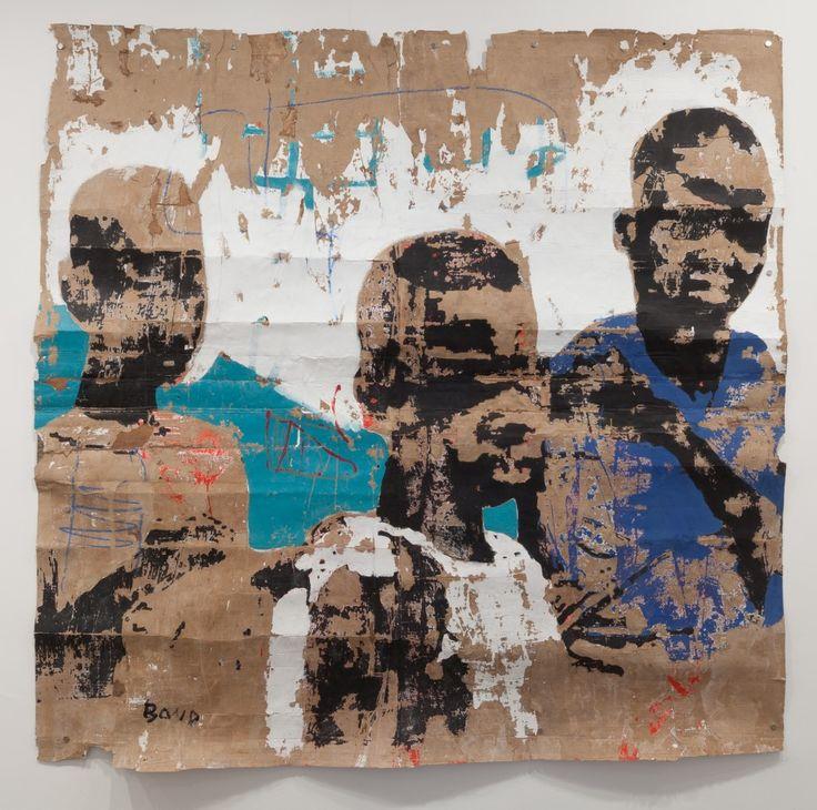 Armand Boua, Untitled, 2015