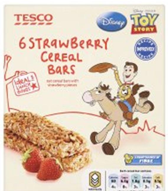 tesco.com Tesco cereal bars