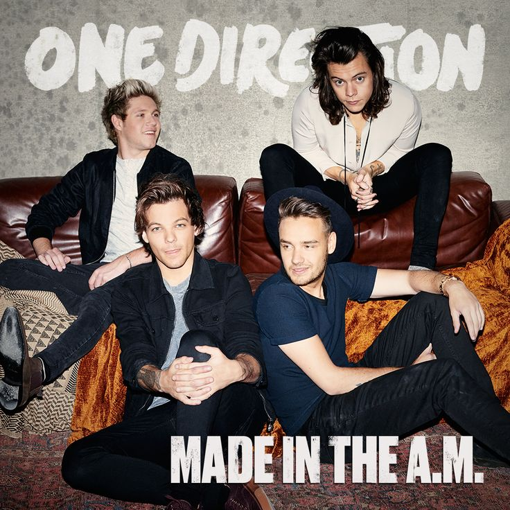 One Direction announce new album Made in the A.M.