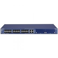 The Netgear Low Cost Stackable Fiber Gigabit Managed Switch Gsm7328fs Delivers Maximum Flexibility And Easy To Deploy Gigabi Netgear Network Switch Networking