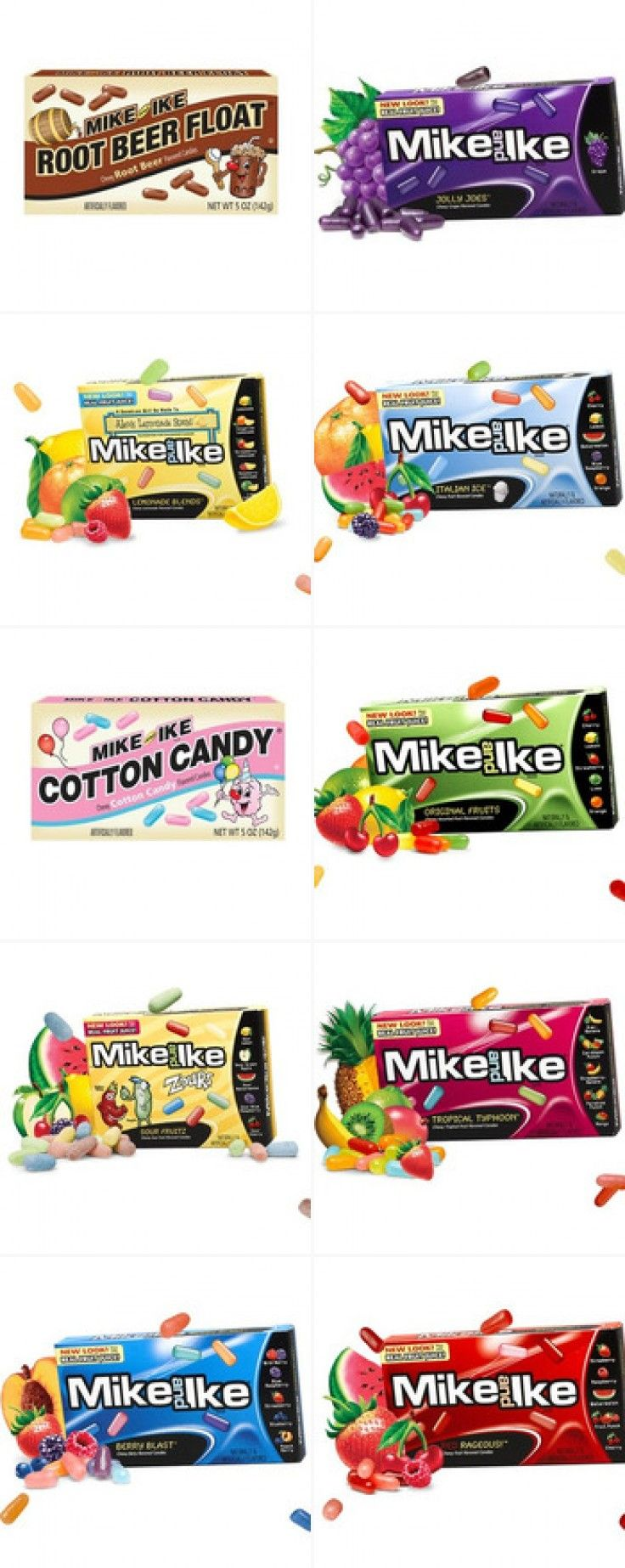 My Picks: Favorite MIKE AND IKE Flavors #Fave386106 #MikeandIkeFaves