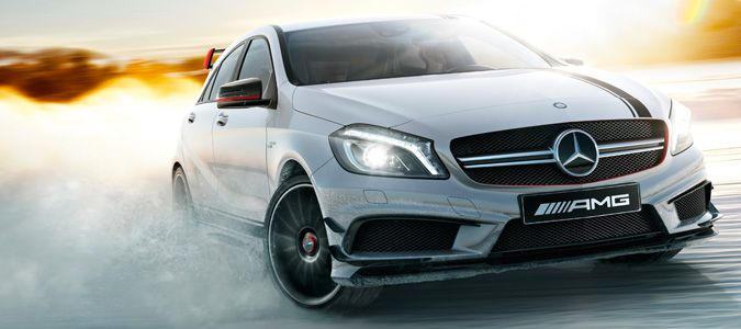 Beginning in 2014, the AMG Driving Academy invites you to enjoy the pure power of 360 HP and more on prepared ice and snow tracks.