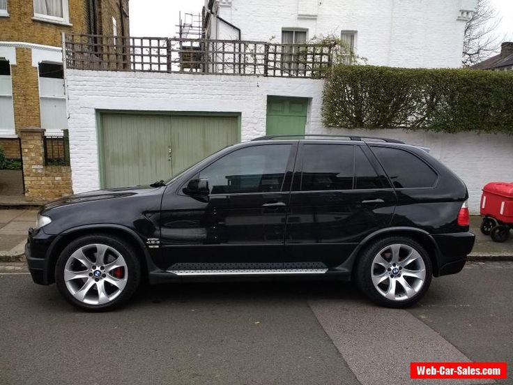 BMW X5 E53 4.8IS Black #bmw #x5 #forsale #unitedkingdom