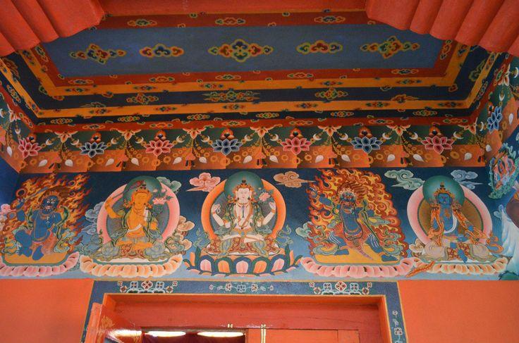 Храм в Муктинатхе.  Вокруг Аннапурны, Hikeup