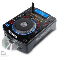 Numark NDX500 NDX 500 MIDI CDJ MP3 USB CD Media Player - CD & Media Players - DJ Equipment - DJ & Sound | Gearooz