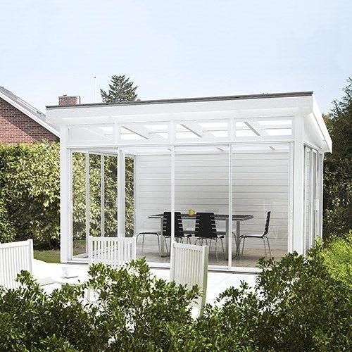 Ønske Komplett hagestue Frittstående 41 x 36 (14,5 m²)