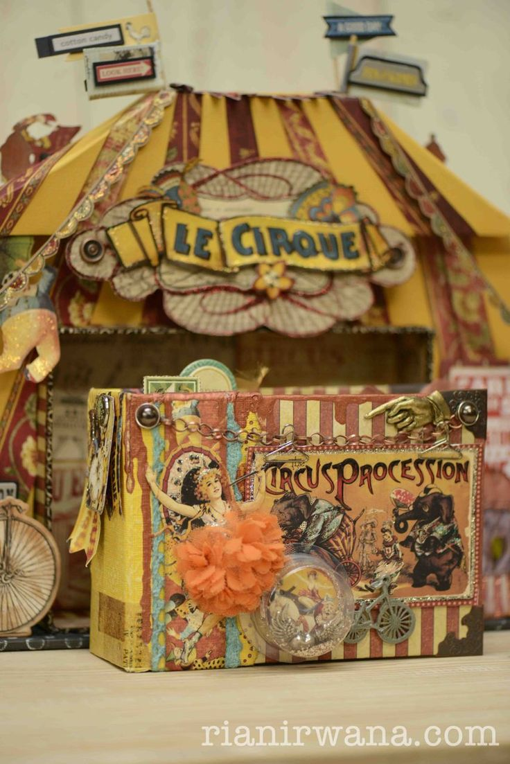 B toys carousel bells   Best images about Circus curiosities Decor on Pinterest  Paper
