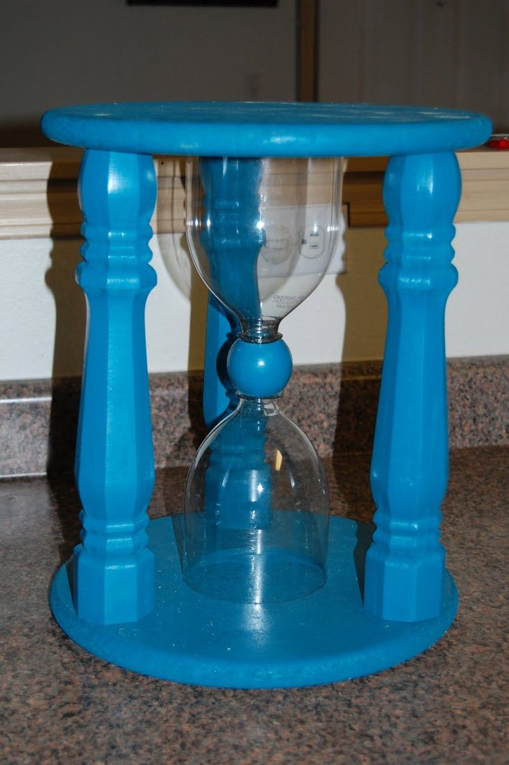 Diy make your own sand filled time out stool diy craft projects - So I Saw This Timeout Stool On Pinterest And I Really Wanted It But Since I