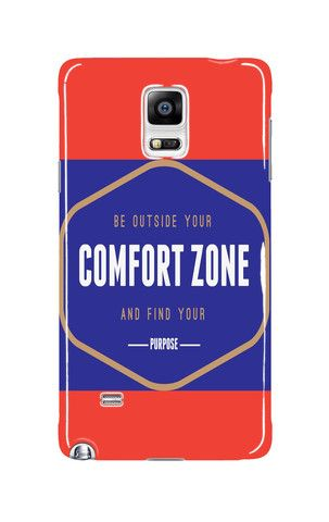 Mobile Case - iPhone - Samsung - Tablet - Be outside your comfort zone
