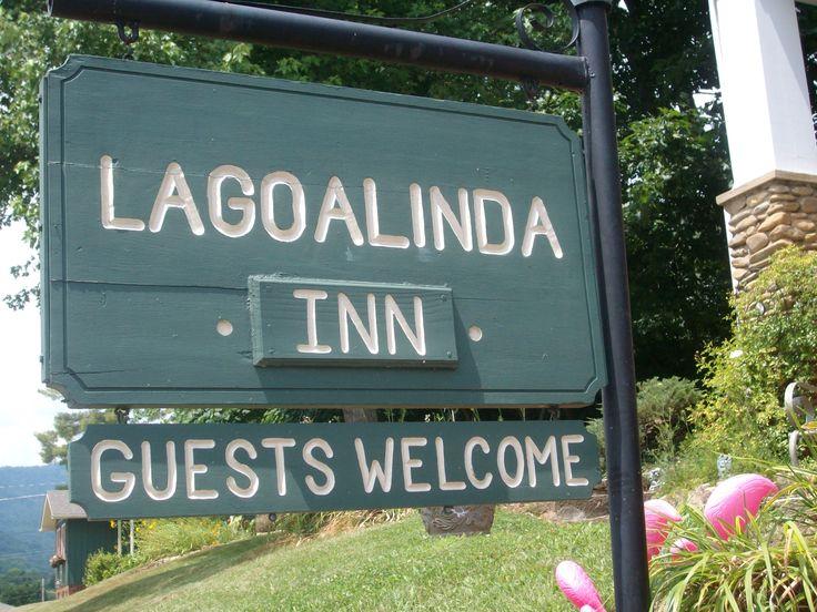Lagoalinda Inn at Lake Junaluska!