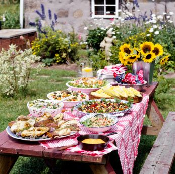 summer picnic food ideas | ... summer recipes you're going to put together this summer. Here are