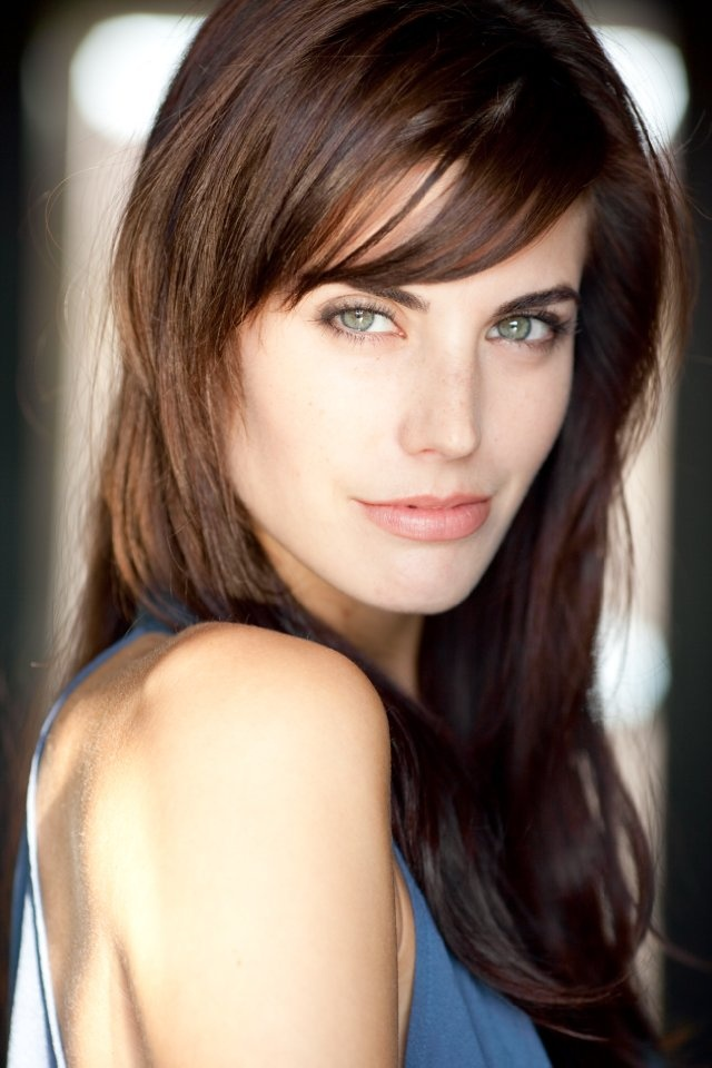 Meghan Ory. She's one hot Little Red Riding Hood.