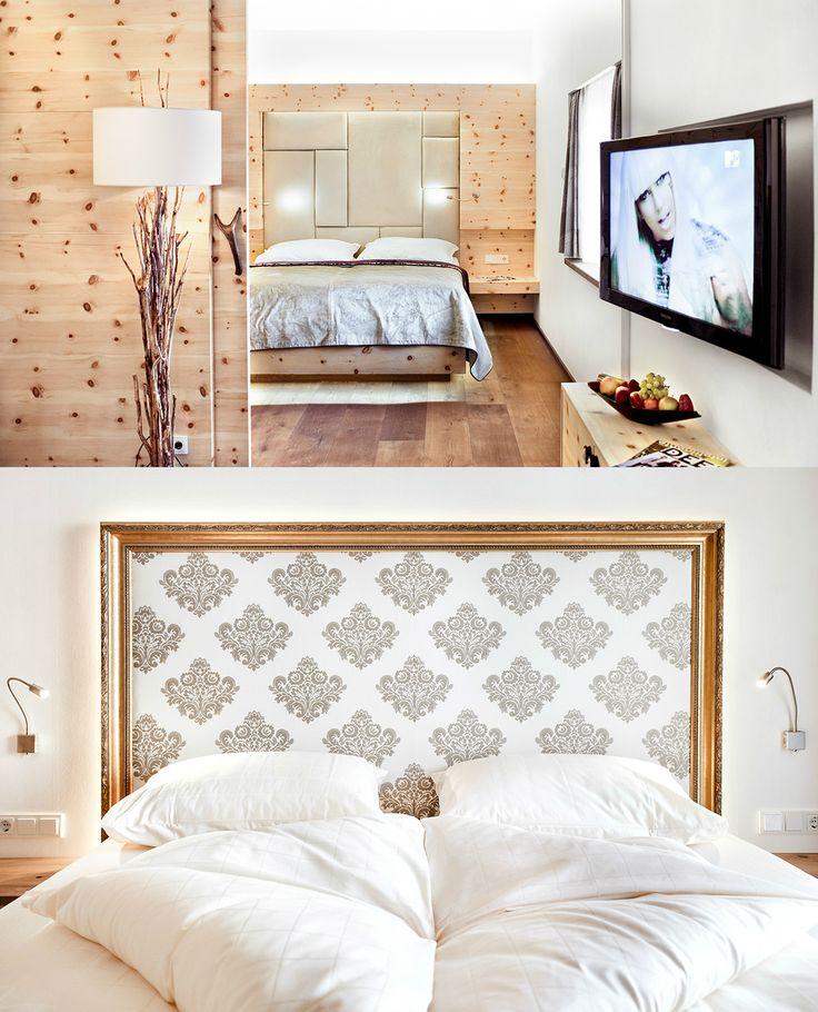 Hotel Eder| Designhotel | Maria Alm| Austria | http://lifestylehotels.net/en/hotel-eder | Luxury Interior | Room | Natural Wood Interior
