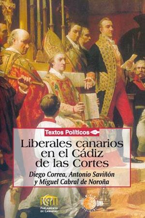 Liberales canarios en el Cádiz de las Cortes