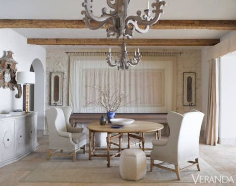 a beach house with old soul neutral dining roomscountry dining roomsveranda