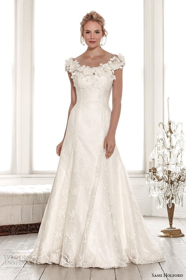 Sassi Holford 2015 Wedding Dresses — Signature Bridal Collection | Wedding Inspirasi