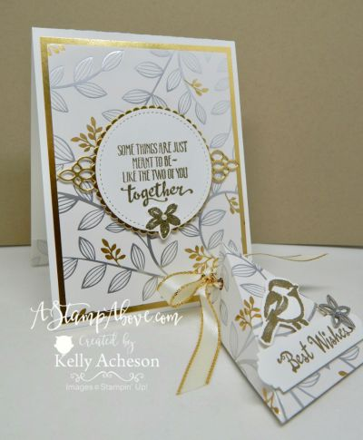 One Stamp At A Time Blog Hop - Happily Ever After