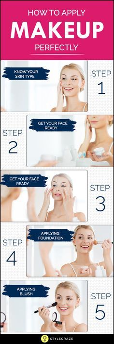 To make you look perfectly groomed and naturally beautiful, it is important to make sure that you know your makeup well. This also involves the art of applying makeup perfectly. Indian makeup is no exception to this rule. The key is to know your steps and you will have the perfect look in a jiffy.