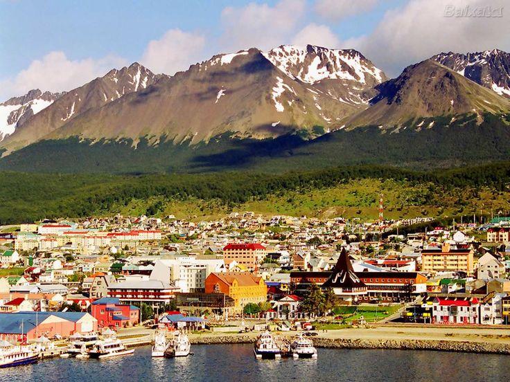 Ushuaia, Argentina - world's southernmost city