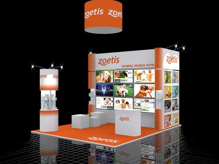 Prestige Exhibition Stand Design