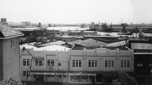 Newcastle, Australia - 1967, via Flickr.