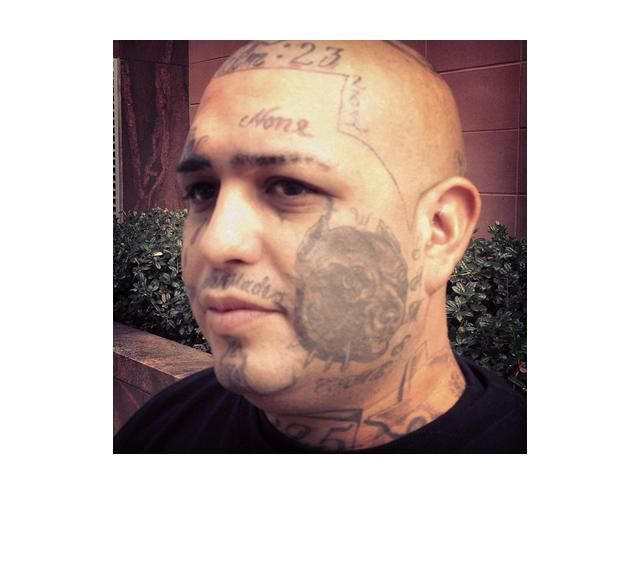 39 Tragically Bad Face Tattoos...I Can't Look Away. (Slide #52) - offbeat