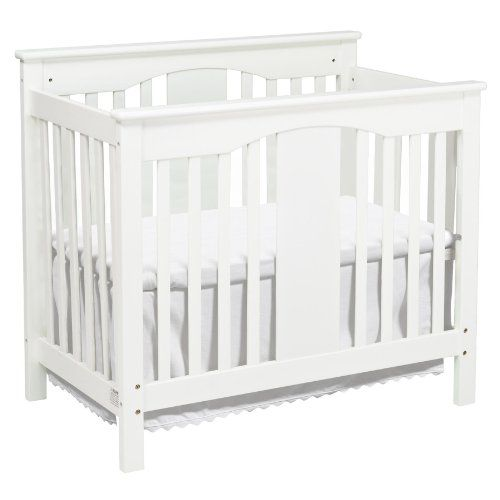 Davinci Annabelle Mini Crib, White