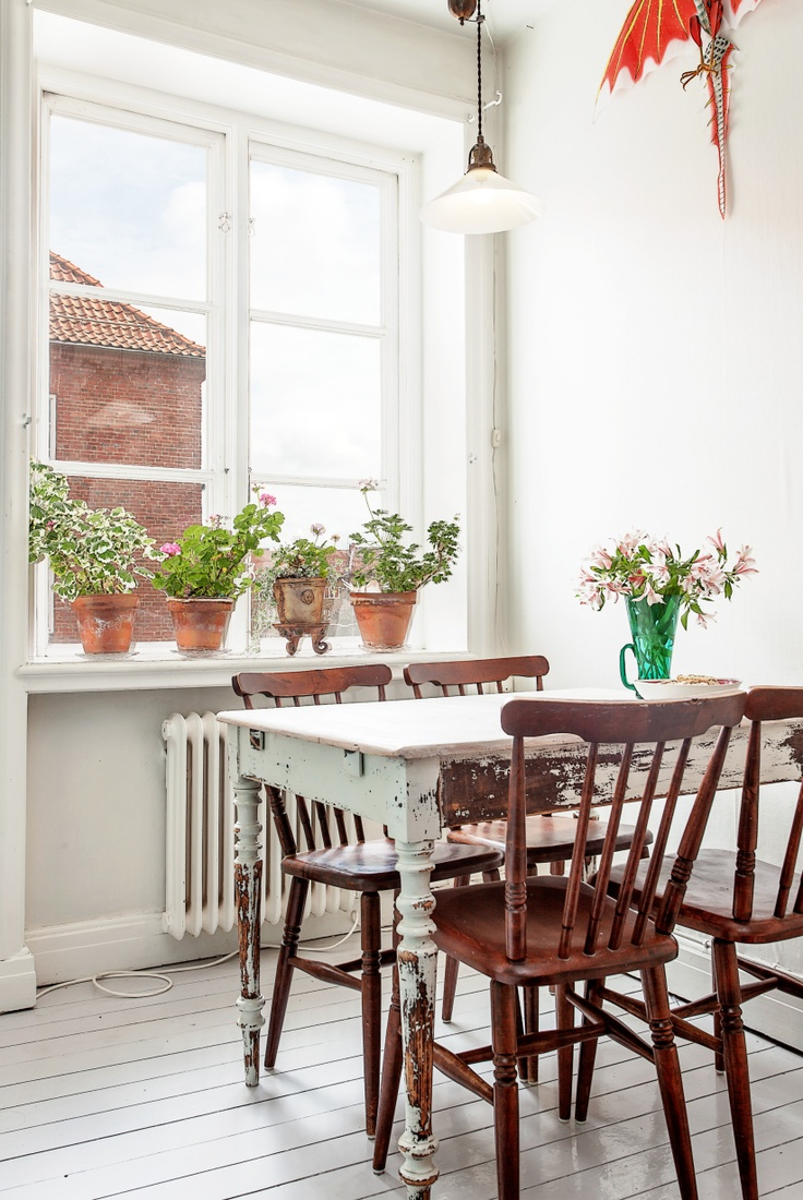 dining room, scandinavia decor