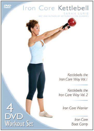 Iron Core Kettlebell DVD ~ Sarah Lurie, http://www.amazon.com/dp/B005FRWTSO/ref=cm_sw_r_pi_dp_DLRFsb084110A