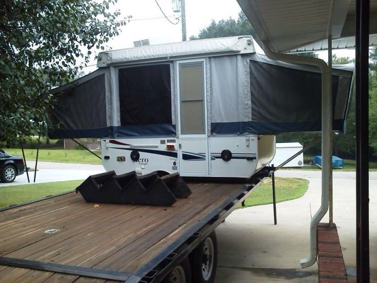 Homemade Toy Hauler Redneck Toy Hauler Camper Trailers