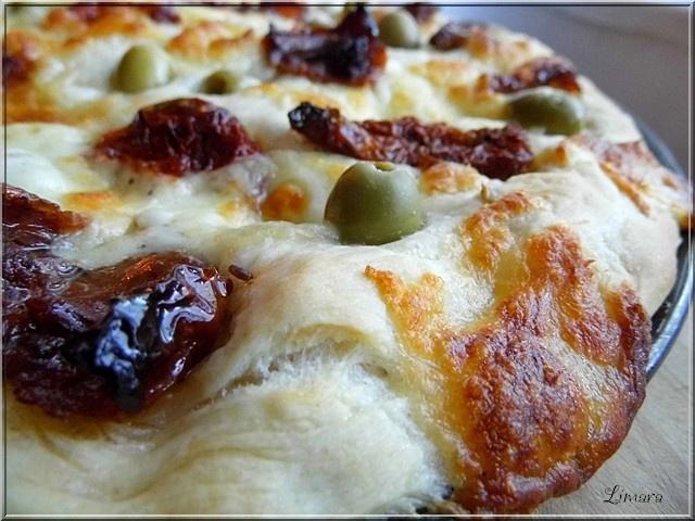 Limara péksége: Focaccia variációk