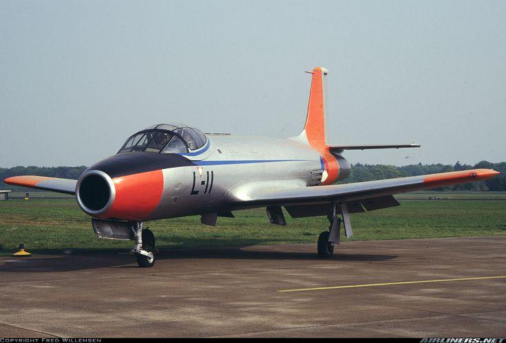 Fokker s14 machtrainer