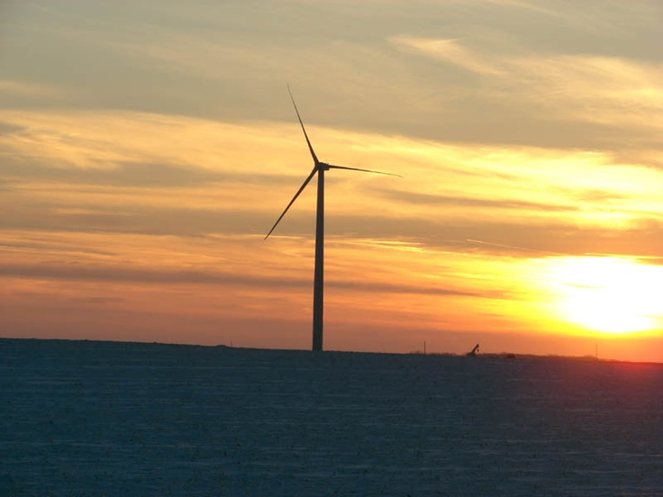 Benton County Wind Farm Wind farm