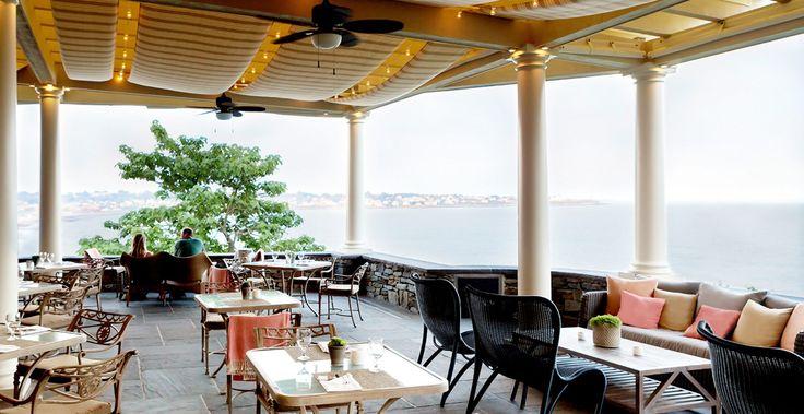 Newport RI Restaurants | The Chanler at Cliff Walk | Newport, RI