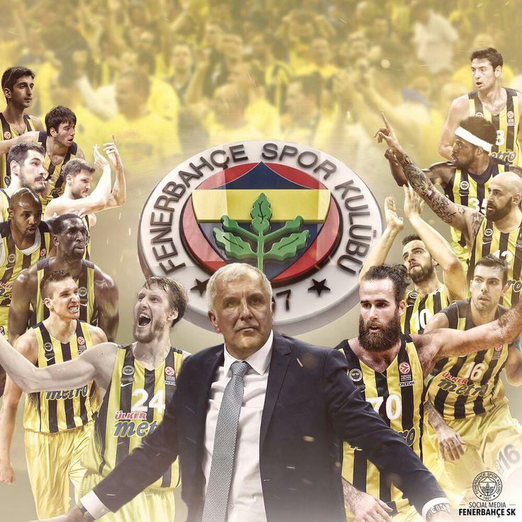 Heroes #Fenerbahçe  #Basketball #Euroleague #FinalFour