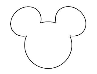 Mickey Mouse Pants Outline | mouse ears large template http healthcareworkforce net um mickey mouse ...