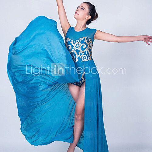 Ballet Outfits Women's / Children's Performance Sequined / Lycra Sequins As Picture Ballet / Modern Dance / PerformanceSpring, Fall, 2016 - $59.99