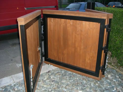 23 best gates images on pinterest portal front gates and wood gates